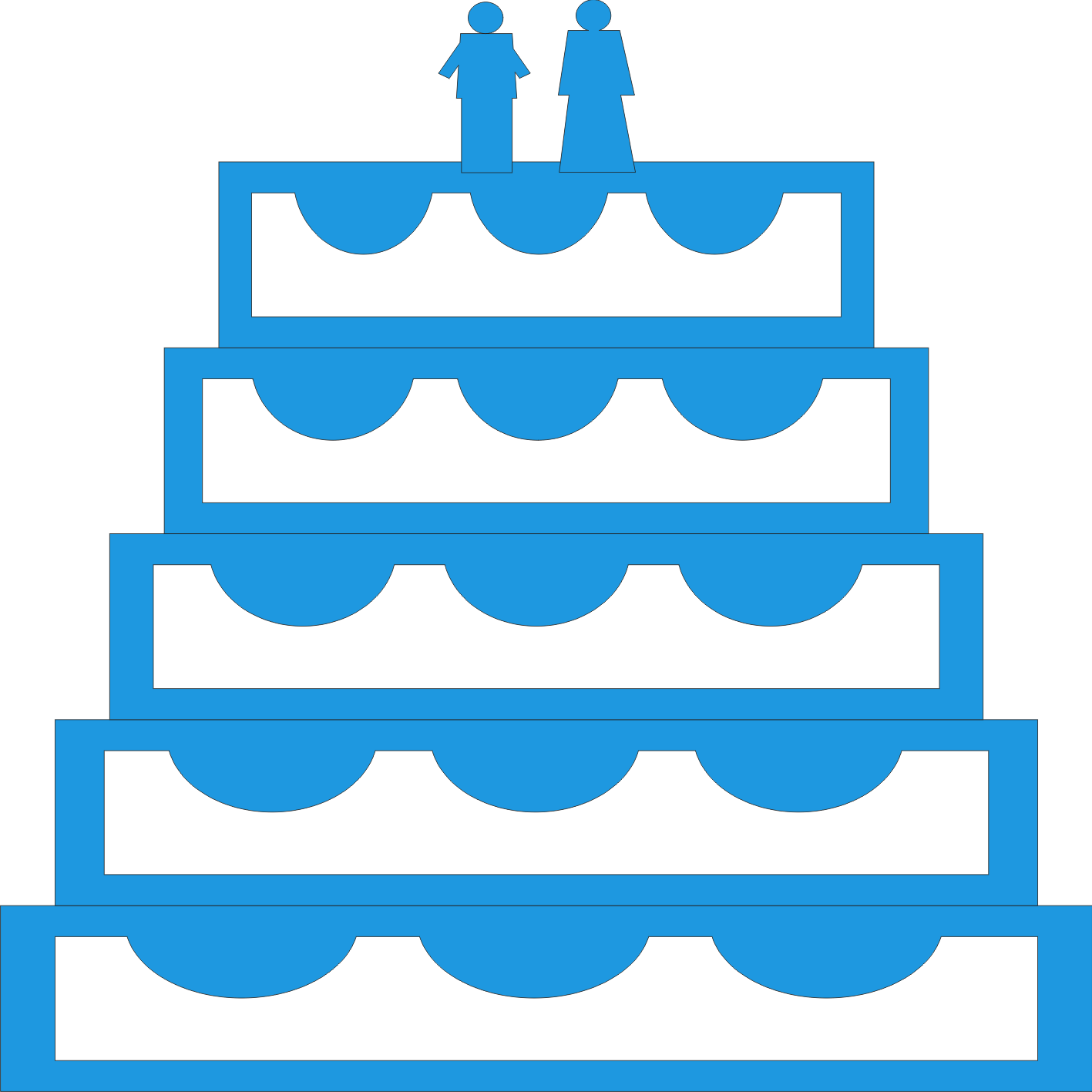 Cake Design & Wedding